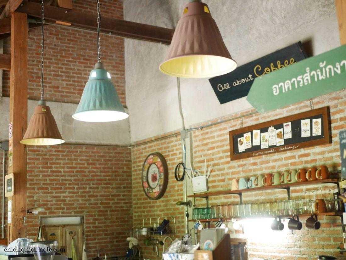 チェンマイカフェ巡り|懐しい感じがするカフェ|all about coffee