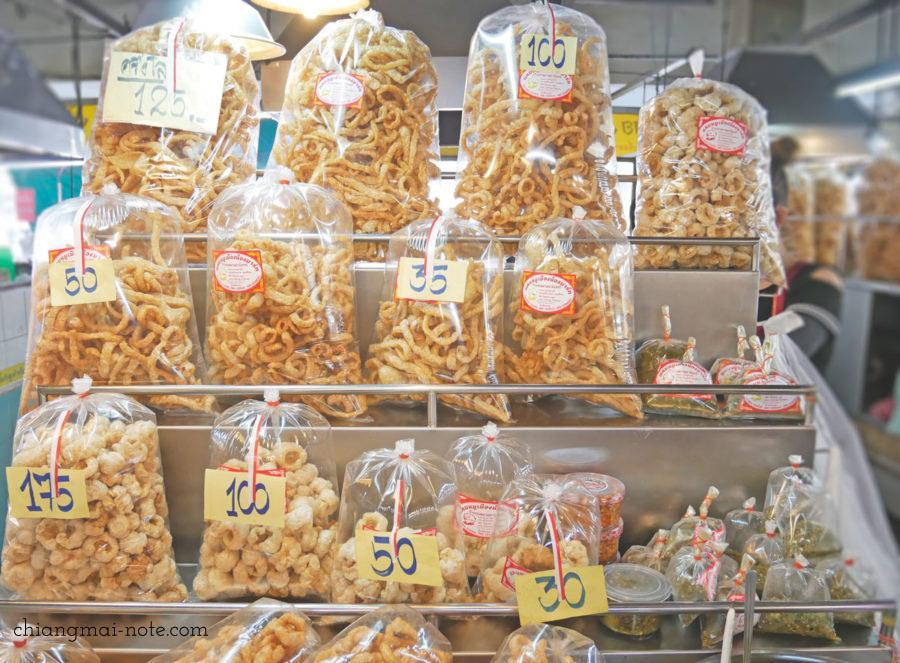 袋詰めのケープムーはチェンマイ土産に人気
