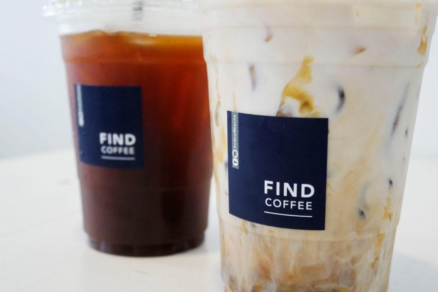 FIND coffee|チェンマイカフェ巡り|潔いまでに白いカフェ