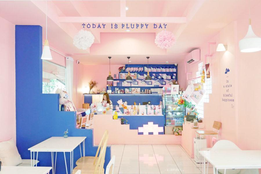 ニマンヘミン♡on cloud nine オン・クラウド・ナイン|話題のピンクなスイーツカフェ