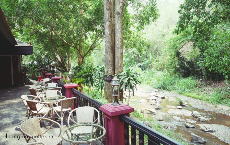 【Valley coffee】 で癒しの休日。川の水音で脳内ゆるゆるリラックス