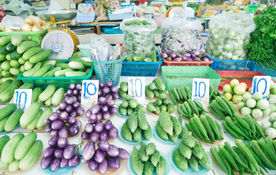 チェンマイのローカル市場のまとめ|地図