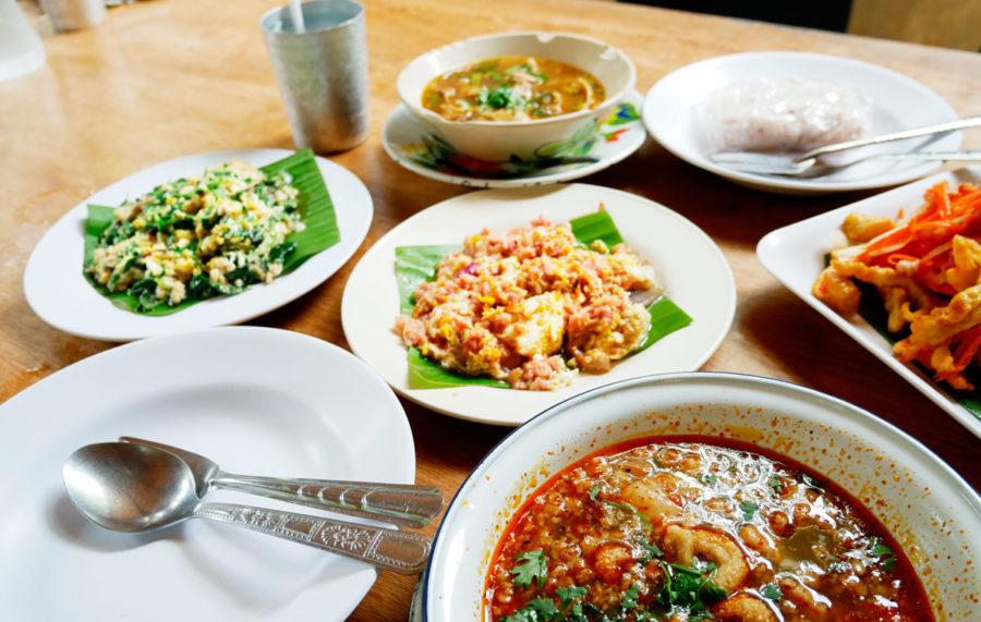 チェンマイ料理を語ると止まらない私がお薦めするレストラン|ハーントゥン