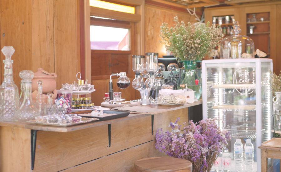 チェンマイカフェ巡り|旧市街の真ん中の小さな喫茶店