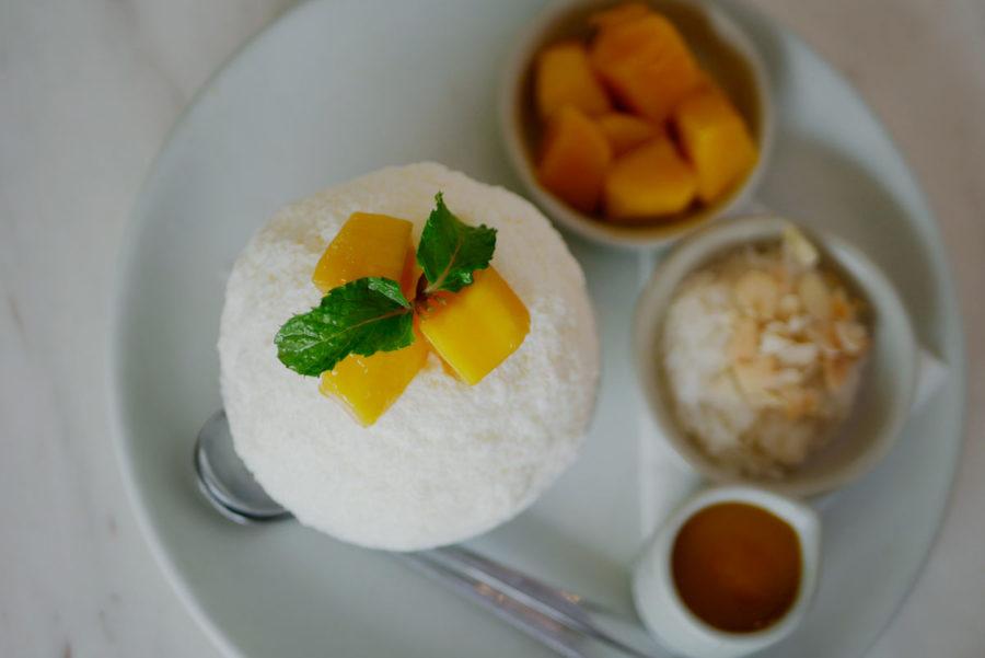 Cheevit cheeva チービットチーバ|チェンマイの韓国風かき氷ビンスーカフェ