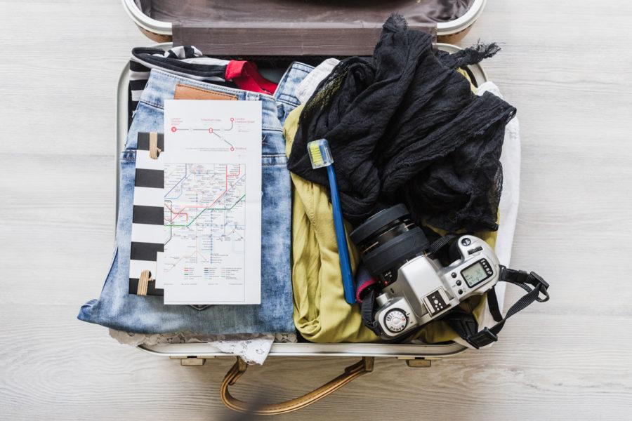フォトジェニックな海外旅行に【一眼レフカメラ】を持って行こう!