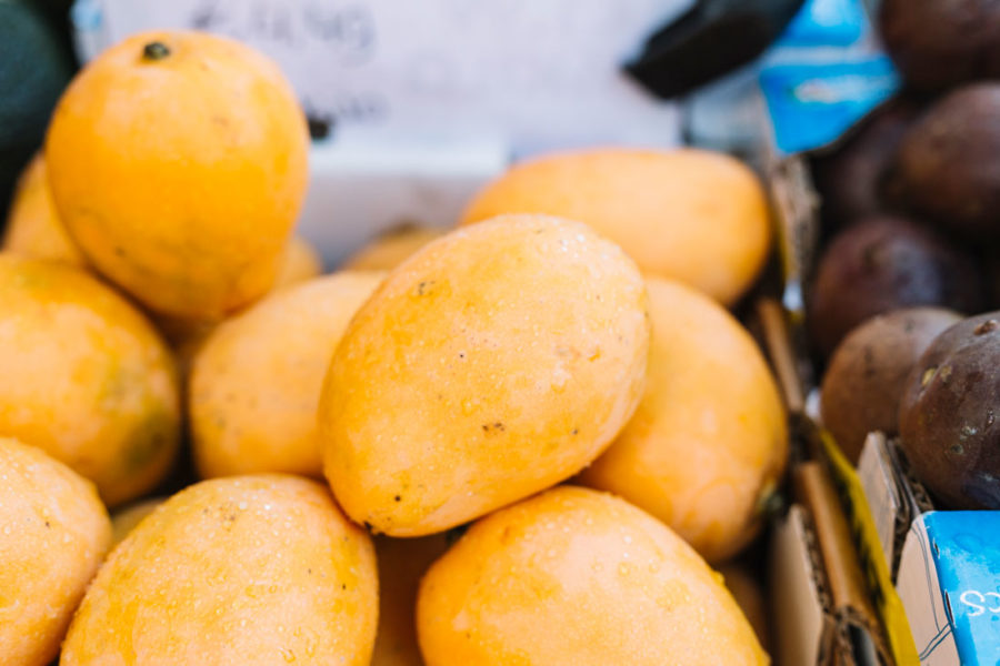 タイで人気のシャンプー《サンシルク》限定版のマンゴーとココナッツを見つけるのだ!