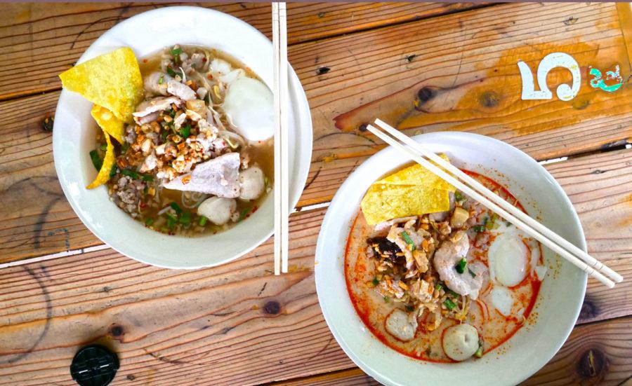 ローカルオススメ【クィッティオ食堂】は豚骨スープが決め手!