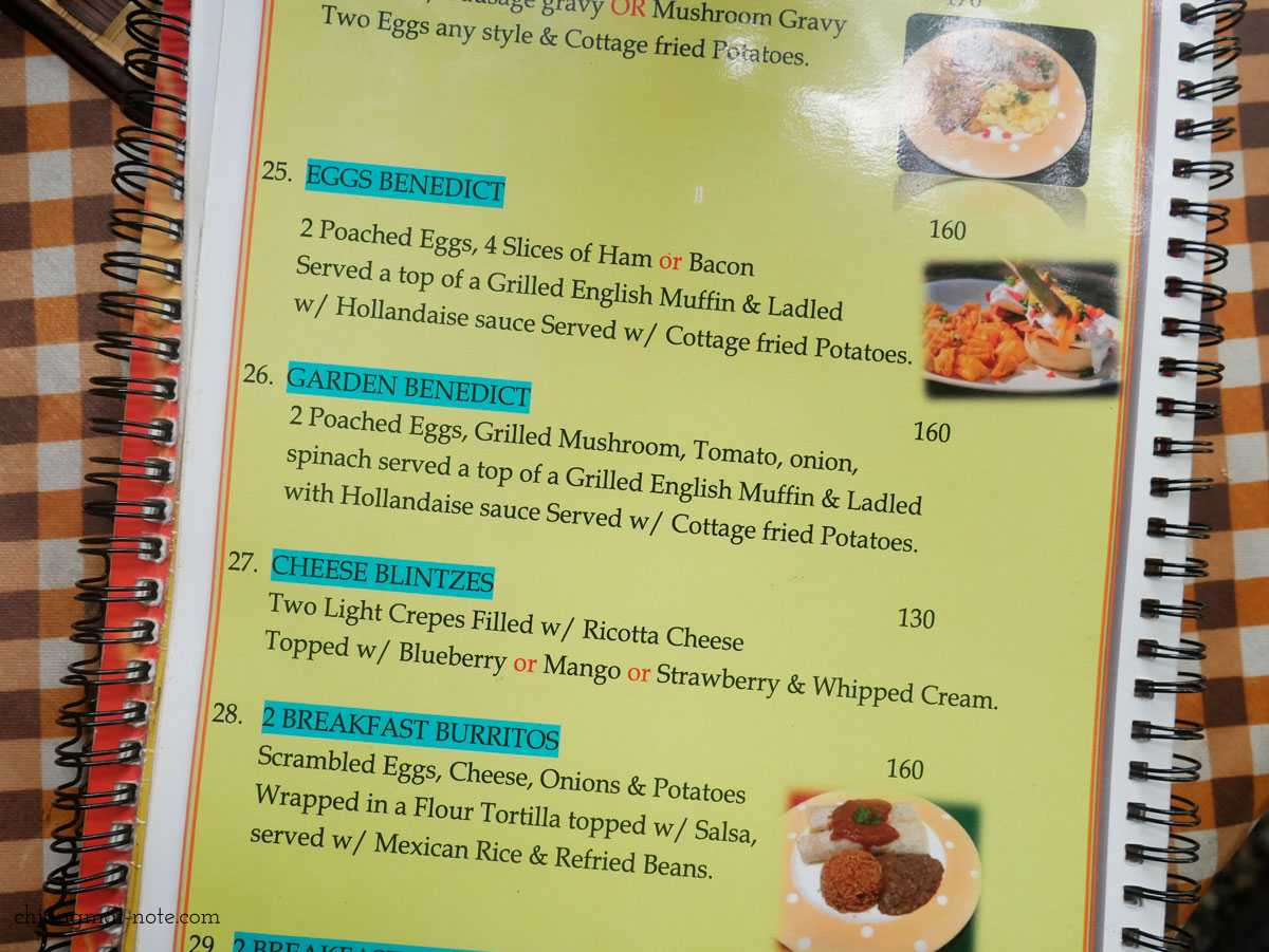美味しい朝食【編集長の行きつけ】隠れ家レストランでいつものエッグベネディクト
