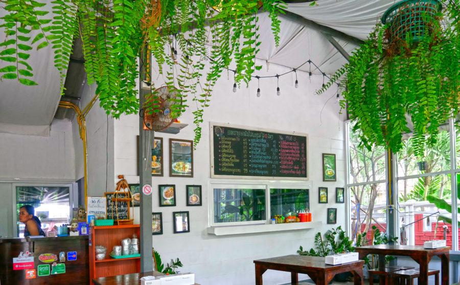パッタイが美味しい可愛いレストラン|ニマンヘミン
