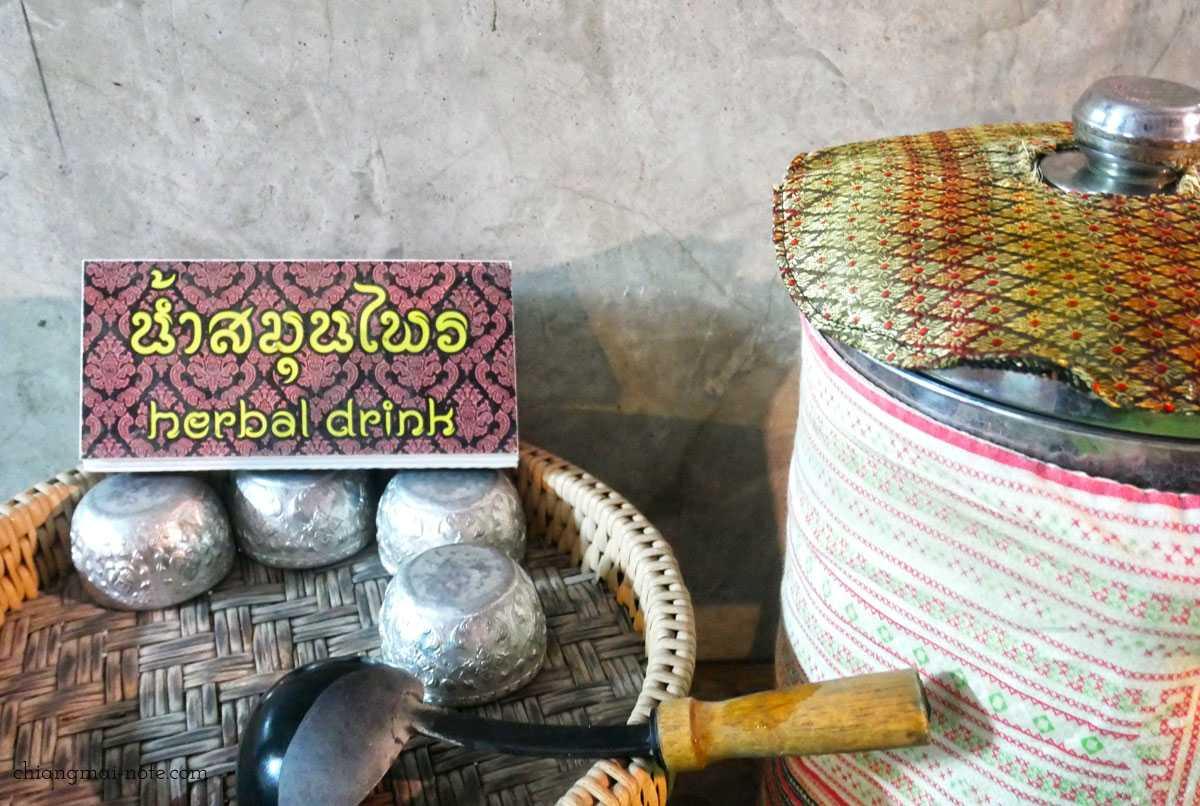 オールドメディスン|タイ伝統の薬草ハーブサウナ+近隣のあわせてお出かけスポット