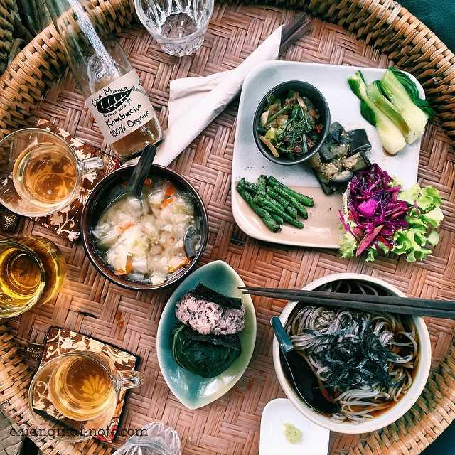 ベジの聖地チェンマイでおすすめの《ベジタリアン・ビーガン》レストラン6選