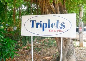 チェンマイカフェ巡り|お子連れに、ぜひ行ってほしい場所一位!Triplets eat & play