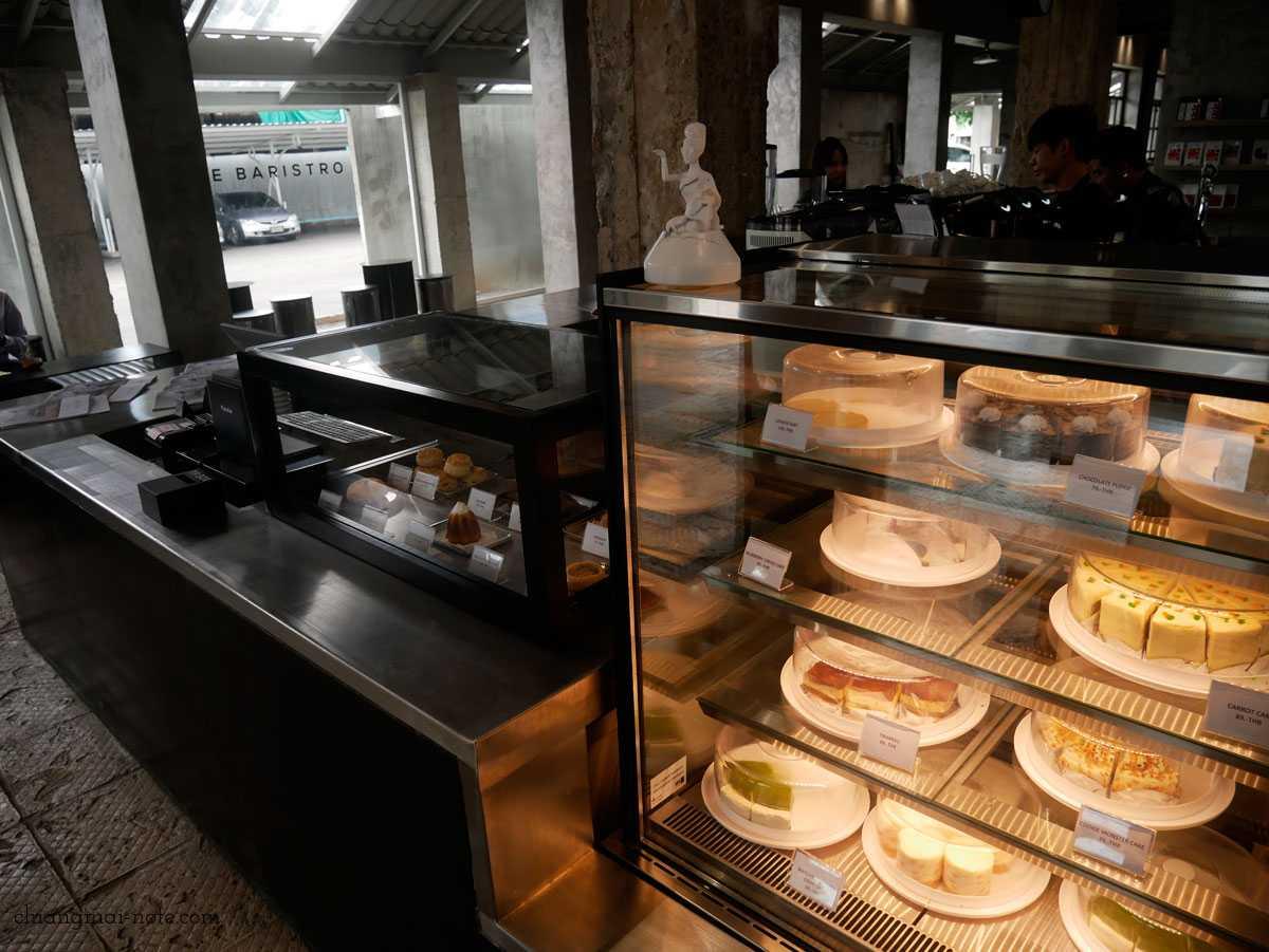 The Baristro at train|チェンマイのおしゃれカフェの代名詞「バリストロ 」