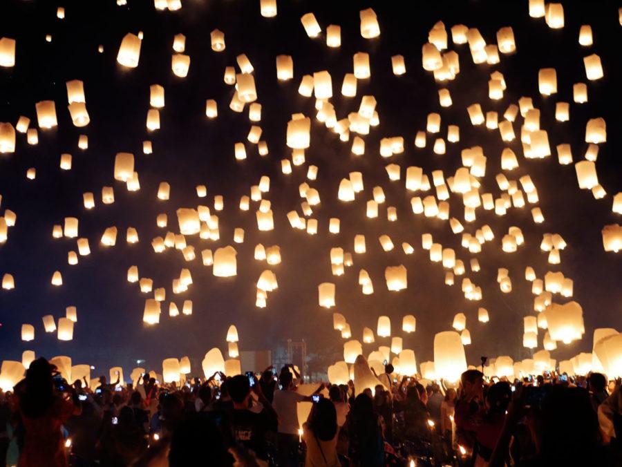 2020年開催に向けて|ロイクラトン祭りの絶景ハイライトをご紹介します