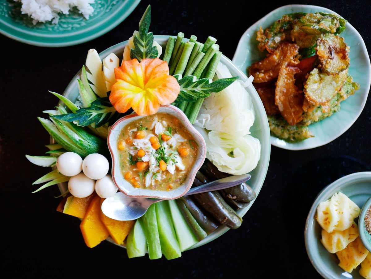 行くべし♡タイ宮廷料理【サーイユットキッチン】麗しの美食の世界をぜひ!